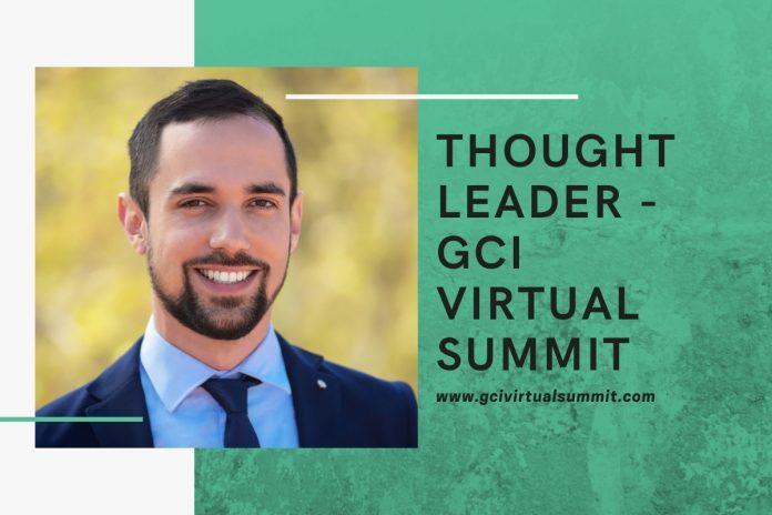 GCI Summit - Antonin Cohen - Harmony CBD - GCI Virtual Summit - Global Cannabis Intelligence