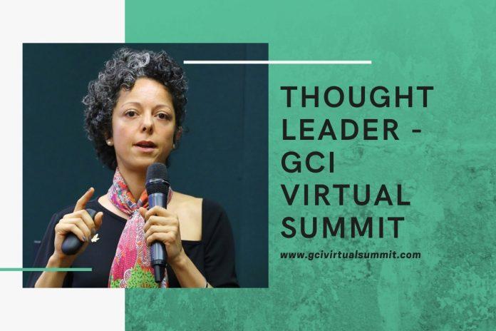 GCI Summit - Carolina Nocetti - InterCan - International Cannabis Academy - Global Cannabis Intelligence - GCI Virtual Summit