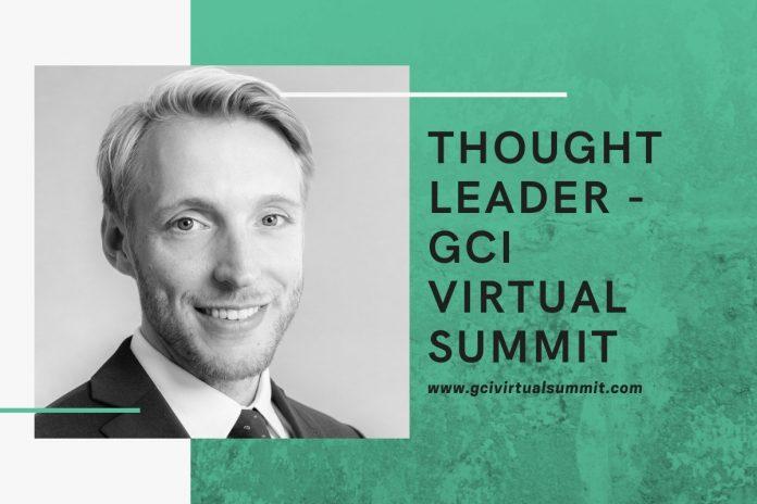 GCI Summit - Constantin von der Groeben - DEMECAN - Global Cannabis Intelligence - GCI Virtual Summit