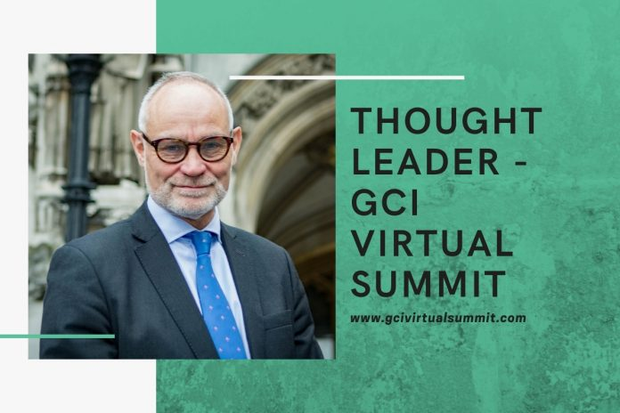 GCI Summit - Crispin Blunt MP - Member of Parliament - House of Commons - CDRPG - GCI Virtual Summit - Global Cannabis Intelligence