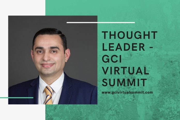 GCI Summit - Deepak Anand - Materia - GCI Virtual Summit - Global Cannabis Intelligence