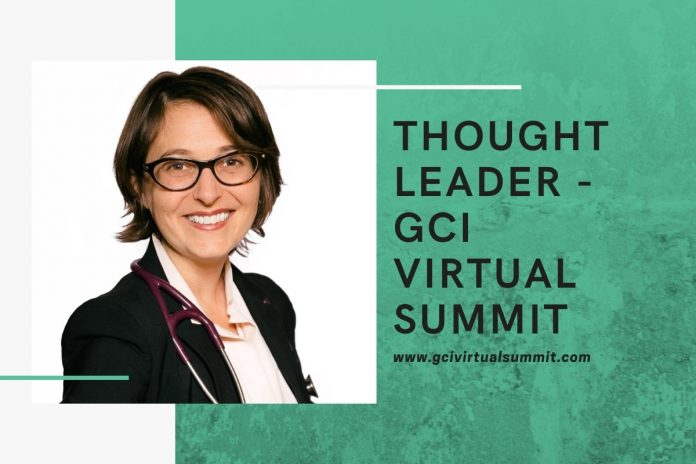 GCI Summit - Dr Caroline Hartridge - GCI Virtual Summit - Global Cannabis Intelligence