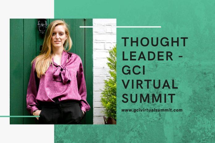 GCI Summit - Dr. Julie Moltke - Global Cannabis Intelligence - GCI Virtual Summit