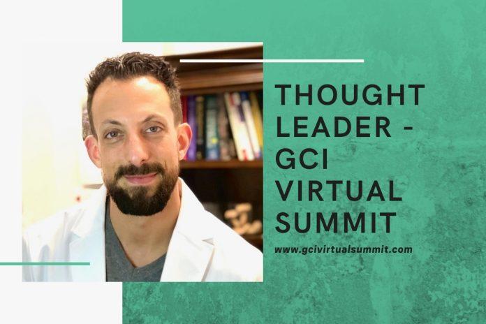 GCI Summit - Evan Lewis - Neurology Centre of Toronto - GCI Virtual Summit - Global Cannabis Intelligence