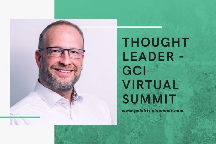 GCI Summit - Geoff Fatzinger - Caligor Coghlan Pharma Services - CCPS - Global Cannabis Intelligence - GCI Virtual Summit