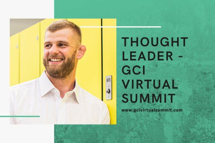 GCI Summit - George Kruis - fourfivecbd - England Rugby - GCI Virtual Summit - Global Cannabis Intelligence