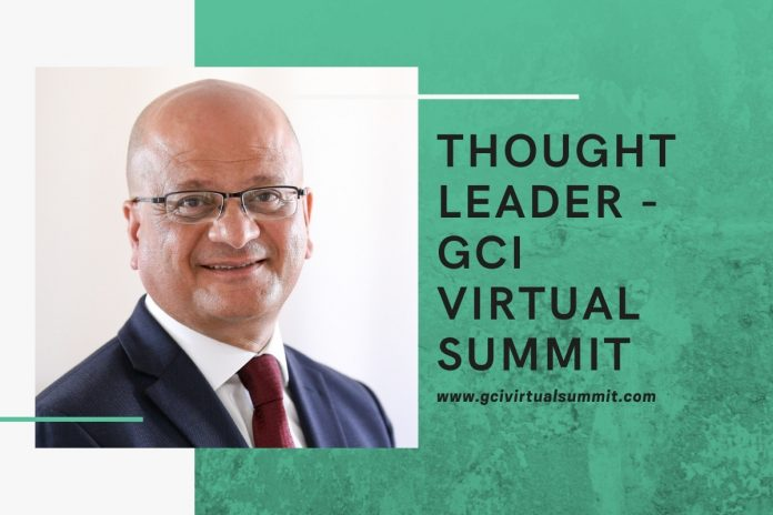 GCI Summit - Hon. Deo Debattista MP - Parliament of Malta - Global Cannabis Intelligence - GCI Virtual Summit