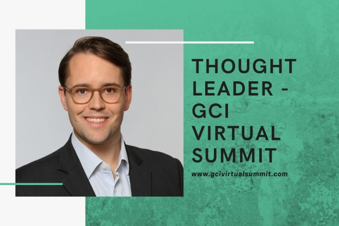 GCI Summit - Jakob Sons - Cansativa - GCI Virtual Summit - Global Cannabis Intelligence