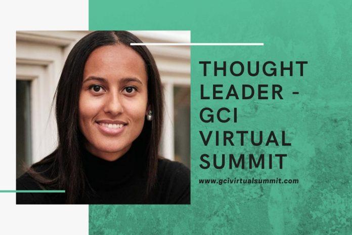 GCI Summit - Jasmin Thomas - Ohana CBD - GCI Virtual Summit - Global Cannabis Intelligence