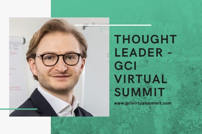 GCI Summit - Linus Maximilian Weber - nimbus health - GCI Virtual Summit - Global Cannabis Intelligence