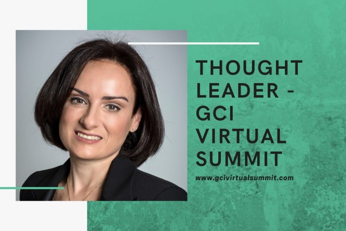 GCI Summit - Marion Zammit - Malta Enterprise - GCI Virtual Summit - Global Cannabis Intelligence