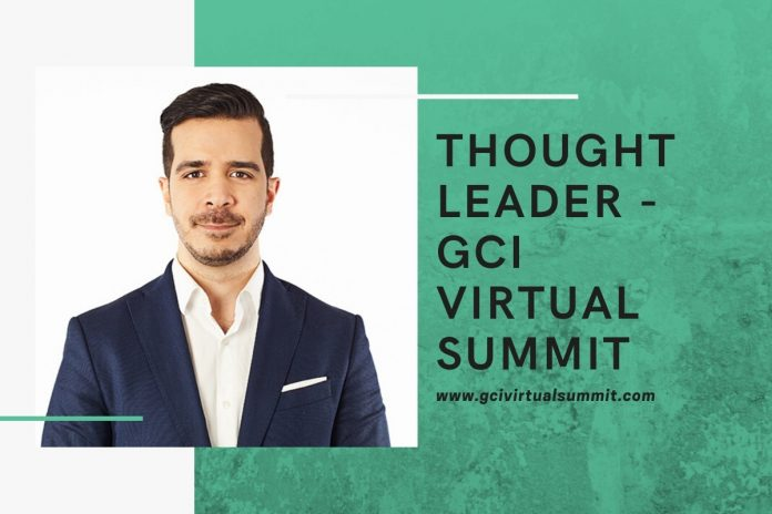 GCI Summit - Narbe Alexandrian - Canopy Rivers - GCI Virtual Summit - Global Cannabis Intelligence
