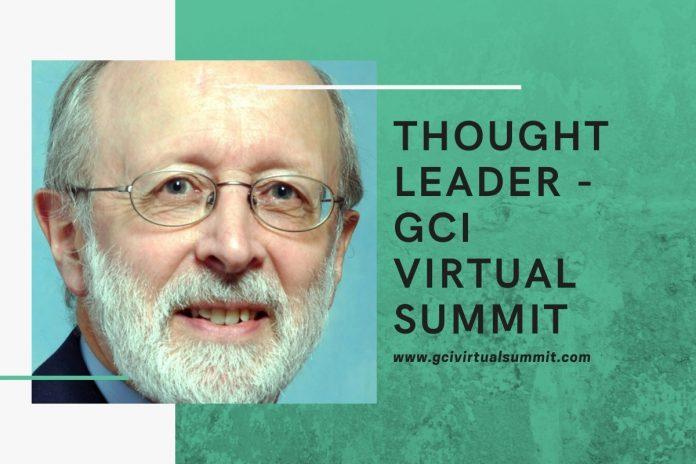 GCI Summit - Professor Roger Pertwee - University of Aberdeen - Global Cannabis Intelligence